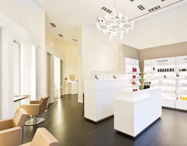 Friseur München - Home - Le Salon München - La Biosthétique Flagship ...